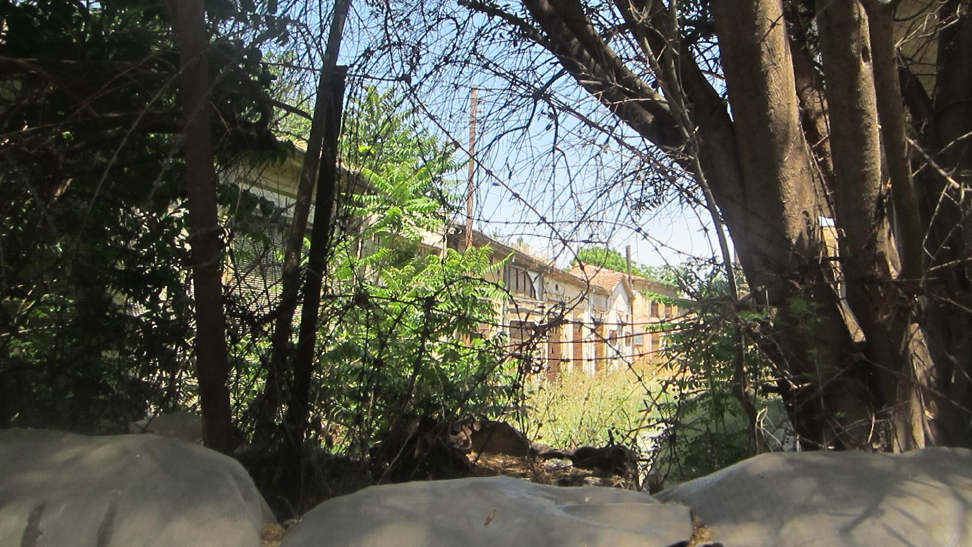 KC_2_Buffer zone Nicosia_Konstantina Chrysostomou